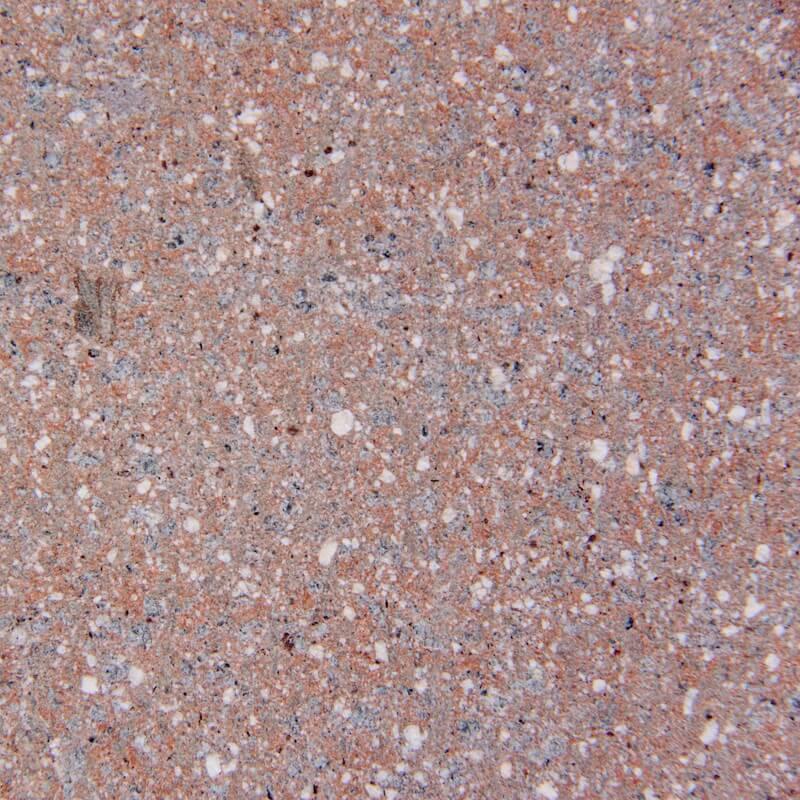 Porfido rosso sabbiato