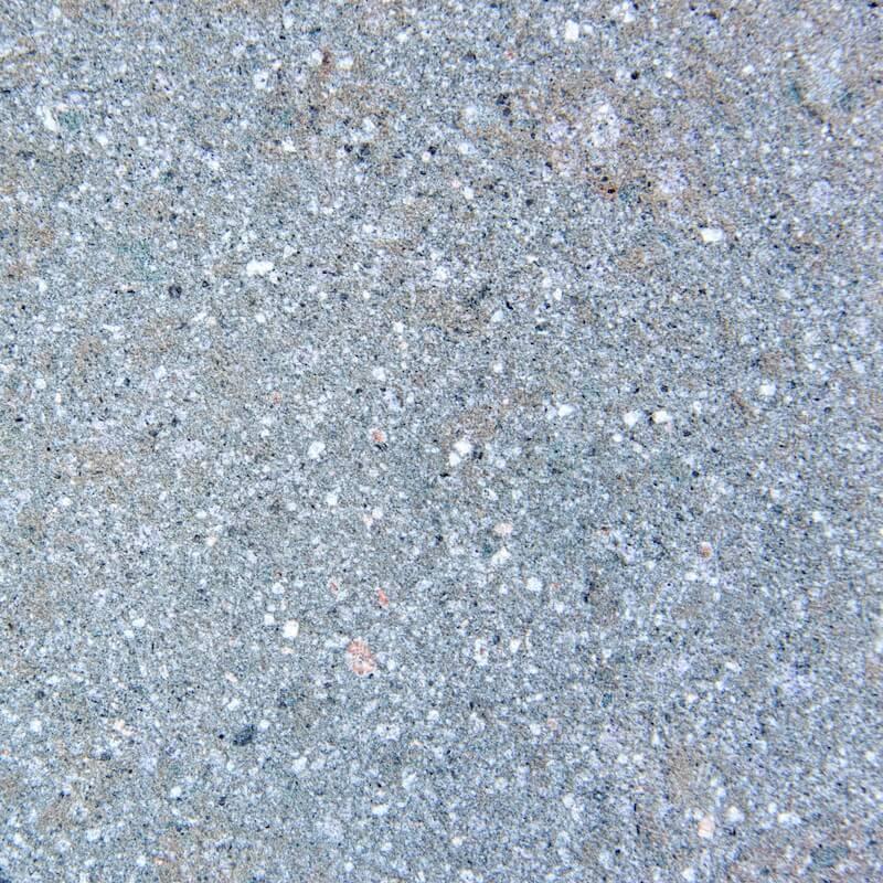 Porfido verde sabbiato